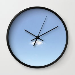 Stray Thought Wall Clock