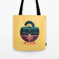 :::Mini Robot-Sfera1::: Tote Bag