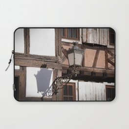 Light and Shadow Lamp Laptop Sleeve