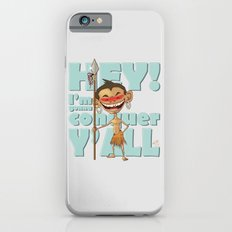 Little Conqueror Slim Case iPhone 6s
