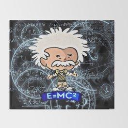 Tiny Einstein Throw Blanket