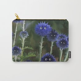 These flowers are great in the salad :) Carry-All Pouch