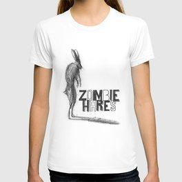 Zombie Hare T-shirt