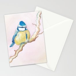 Resting Bird Stationery Cards