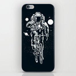 Crazy Astronaut iPhone Skin