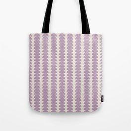 Maude Pattern - Mauve Tote Bag