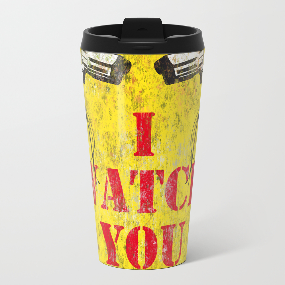 I Watch You Travel Cup TRM905999