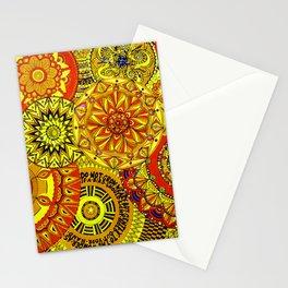Mandala Life-explosion Stationery Cards