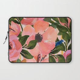 Watercolor flowers and plants 02 Laptop Sleeve