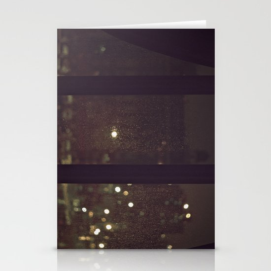 Something About The Rain Stationery Cards