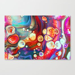 acrylic 20 Canvas Print