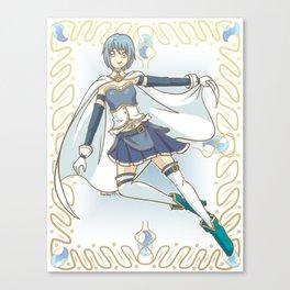 Sayaka Miki Canvas Print