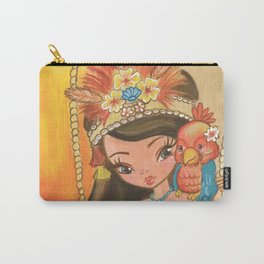 Luau Lulu Carry-All Pouch