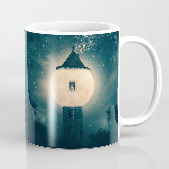 The Moon Tower Mug