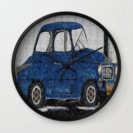 Cuba Car Wall Clock