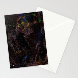 Abstract Nebula K2 Stationery Cards