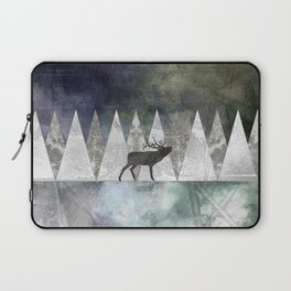 Bull Elk Laptop Sleeve