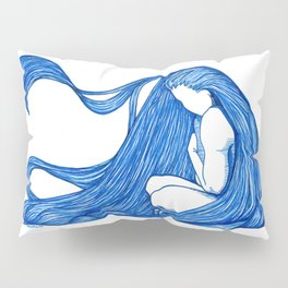 Praying For Strength Pillow Sham