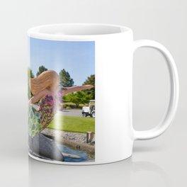 A mermaid in a norfolk botanical gardens 2 Coffee Mug