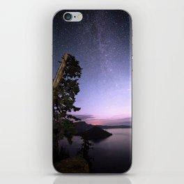 Crater Lake Glow iPhone Skin