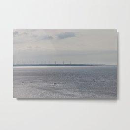 Pakri WindFarm Metal Print