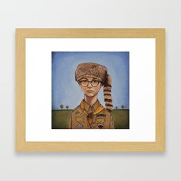 Sam Shakusky Framed Art Print