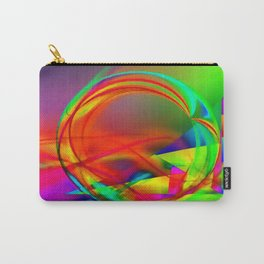 Hamster wheel of life Carry-All Pouch