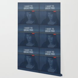 Denim Jeans - I Want To Break Free & F.Mercury Wallpaper