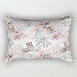 Wild & floral Rectangular Pillow