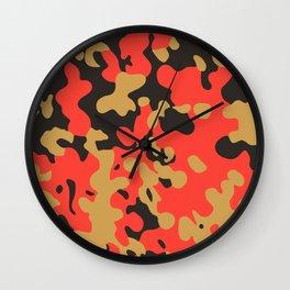 CAMO05 Wall Clock