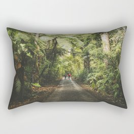 Rainforest Walks Rectangular Pillow