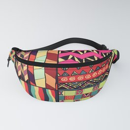 African Style No18 Fanny Pack