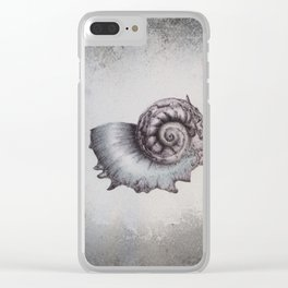 integration Clear iPhone Case