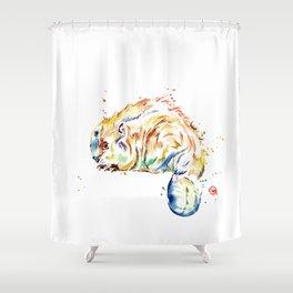 Beaver - Oh Canada Shower Curtain