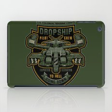 Express Elevator iPad Case