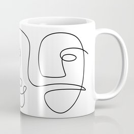 Line Carnival Coffee Mug