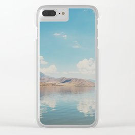 beautiful reflections ... Clear iPhone Case