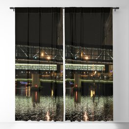 Walkways Over Water Blackout Curtain