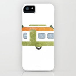 It's all good in the trailer hood camping travel iPhone Case