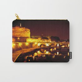 Castel sant'angelo Roma Carry-All Pouch