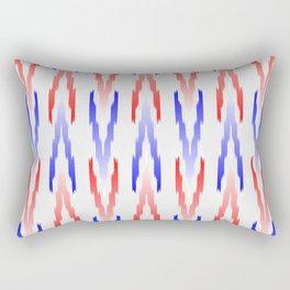 Tela de Llengües Rectangular Pillow