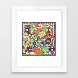 La Balear Framed Art Print