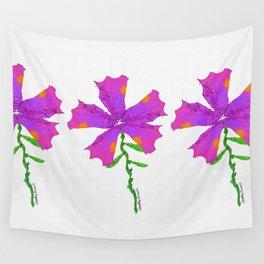Strange Flora #001 Wall Tapestry