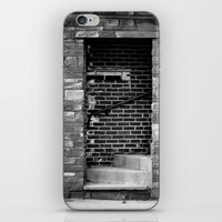 portal iPhone & iPod Skins featuring Portal by Elina Cate