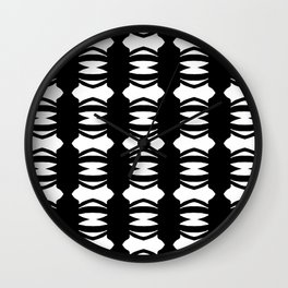 the slinky effect Wall Clock