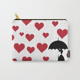 No Love Business Man Carry-All Pouch