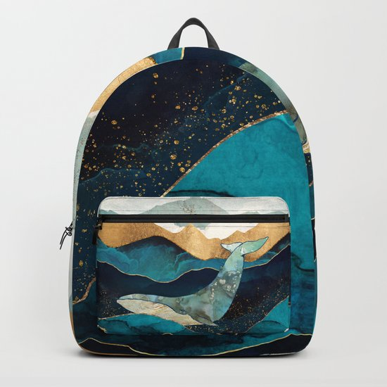 Blue Whale by spacefrogdesigns