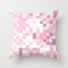 Matisse Map Blush Throw Pillow
