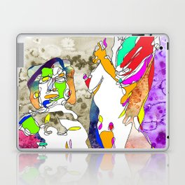 Acá estamos - Here we are Laptop & iPad Skin