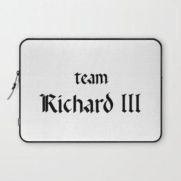 Team Richard III Laptop Sleeve